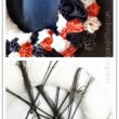 {How To} Halloween Wreath