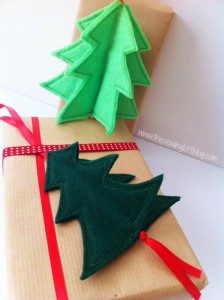 {How To} Holiday Ornaments- 3D Shapes