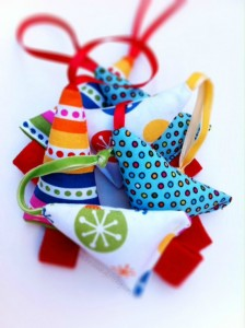 Christmas Ornaments Mini Trees - The Sewing Loft