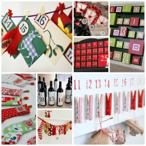{How To} Holiday Advent Calendar