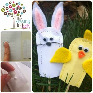 {How To} Finger Fun- Puppet Style