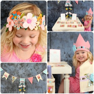 {Pattern} Princess Dreams Collection