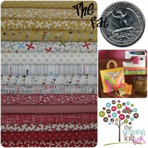 Fat Quarter Small Collage