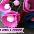 {How To} Summer Girlie Garnish