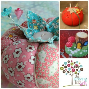 {How To} Pin Cushion Crush