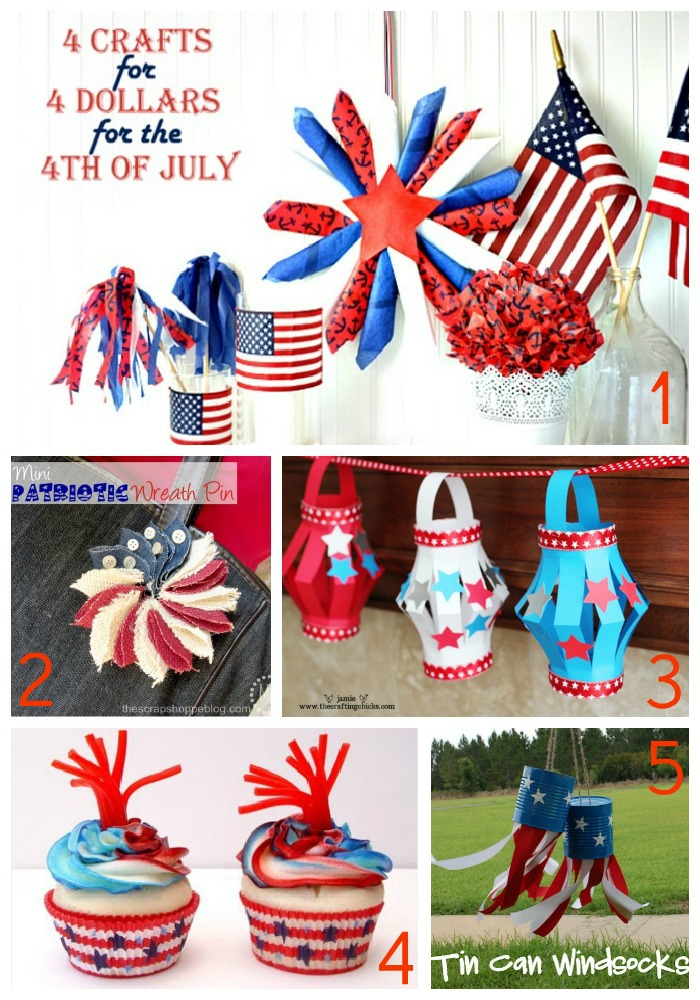 Fourth of july party decor the sewing loft for 4th of july party decoration