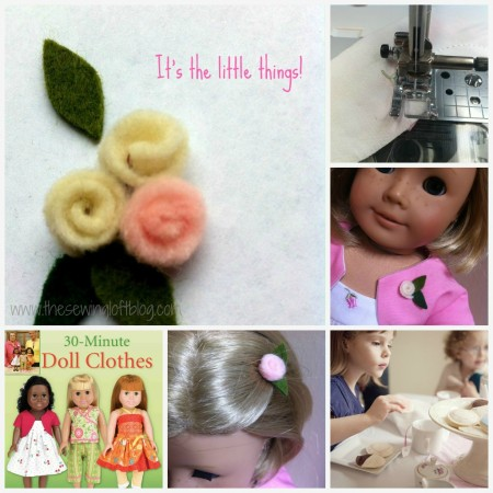 Little things collage1 e1342119526948 Heather Valentine featured in the Nancy Zieman Blog Tour