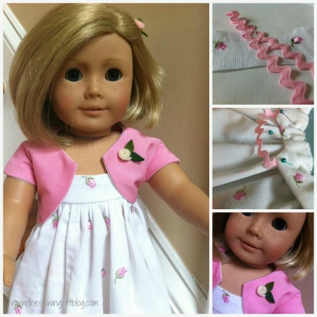 30 Minute Doll Dress