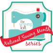 National Sewing Month is coming!