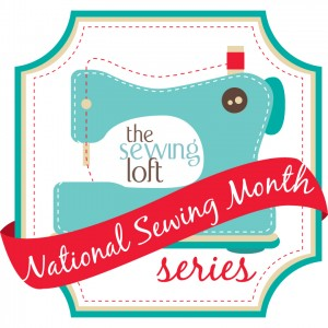 NSM: National Sewing Month 2015