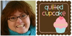 Jean- Quilted Cupcake