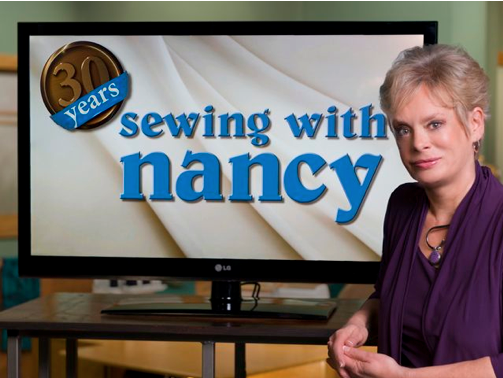 Nancy Zieman Sewing With Nancy 30th Anniversary