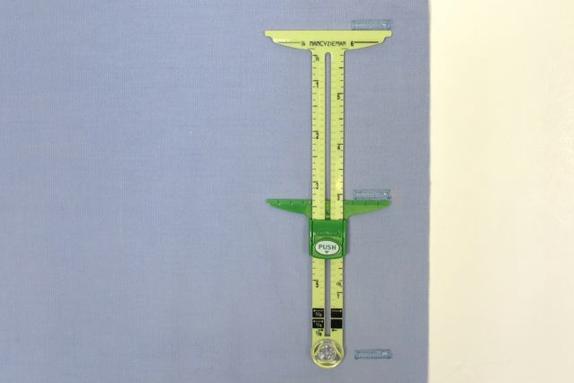5-in-1 sliding gauge