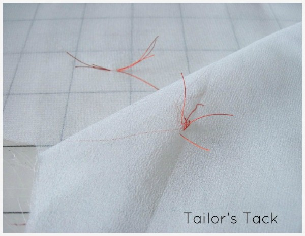 Tailor's Tack Sewing Needle - The Sewing Loft