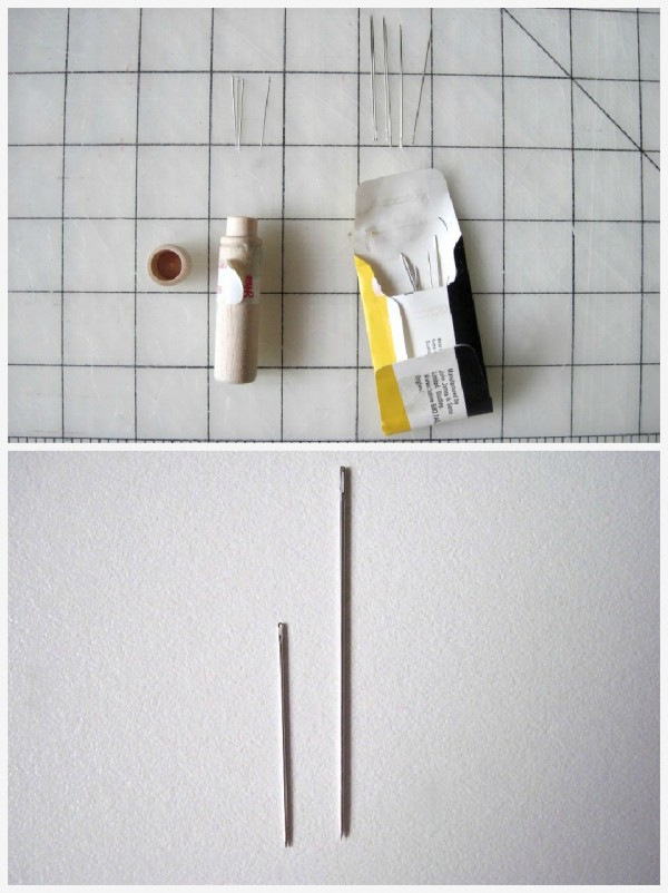 Hand Sewing Needles - The Sewing Loft