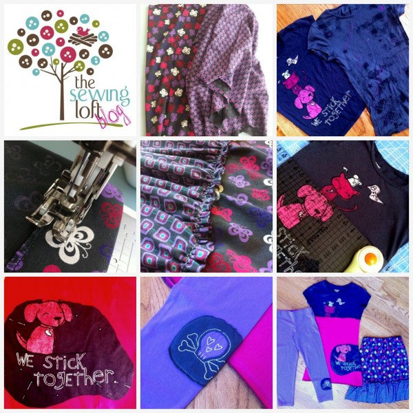Fabric Stash Clothing - The Sewing Loft