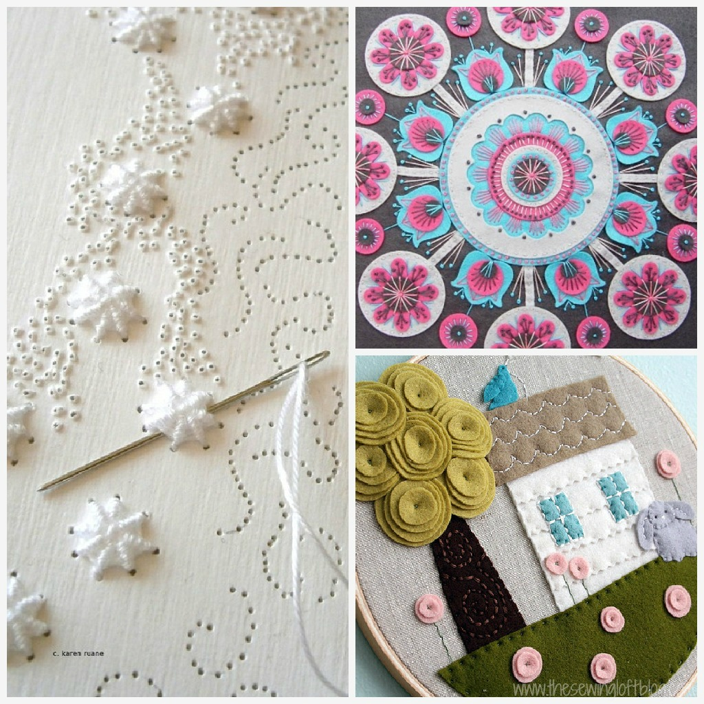 Sew Many Thoughts - Hand Embroidery - The Sewing Loft