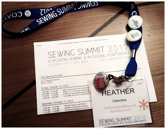 Sewing Summit Ticket -The Sewing Loft