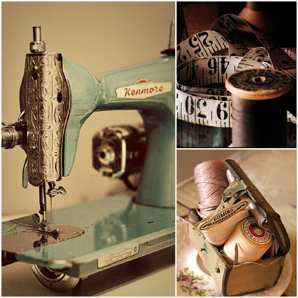 Do you pin i do the sewing loft on pinterest - Retro vintage ...