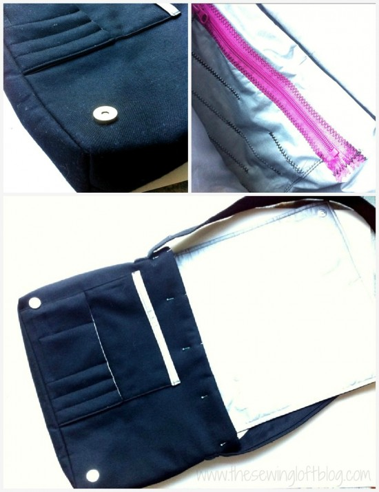 Gadget Bag - The Sewing Loft