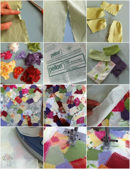 Fabric Scraps - The Sewing Loft
