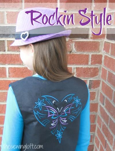 Rockin' Vest   The Sewing Loft