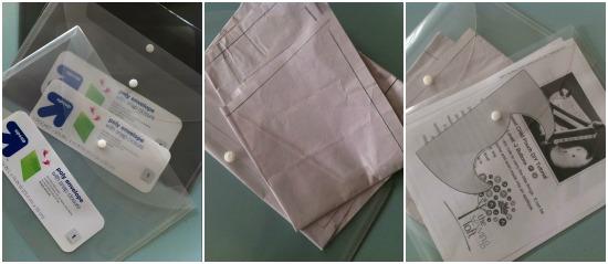 Pattern Storage Idea - The Sewing Loft