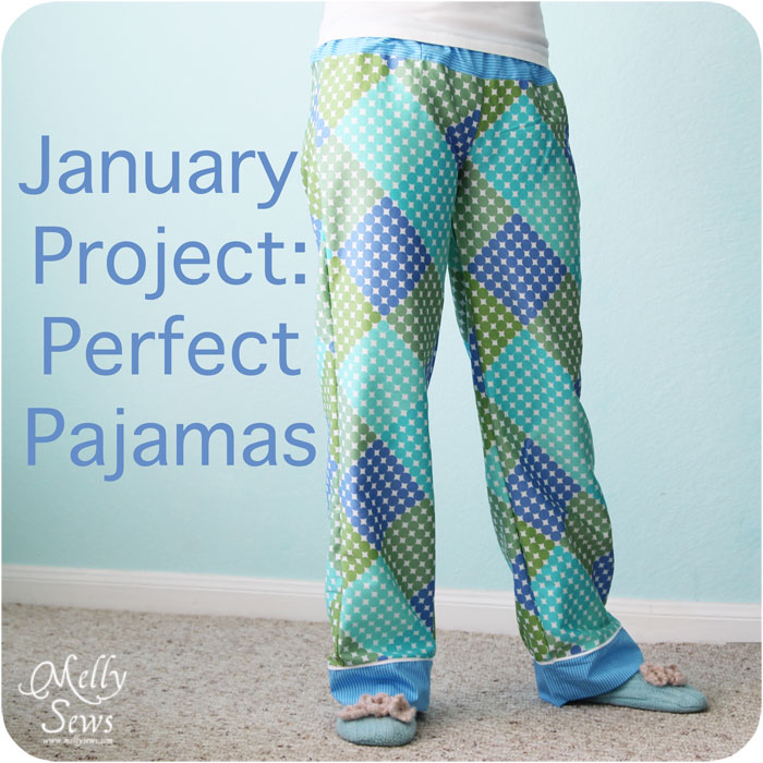 Perfect pajamas via thesewingloftblog.com