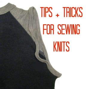 Sewing with Knits | The Sewing Loft