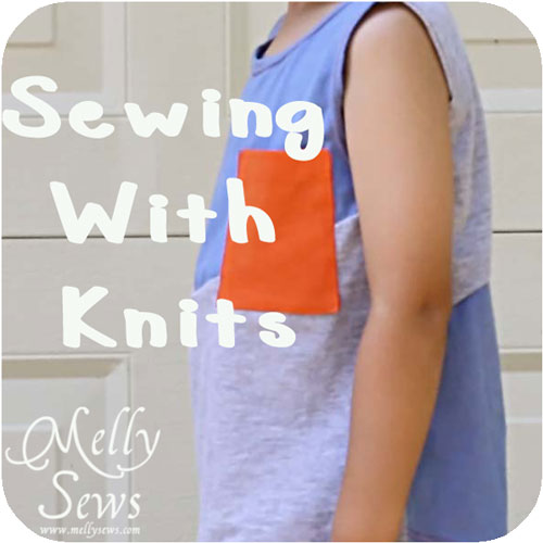 sewing with knits Q & A The Sewing Loft