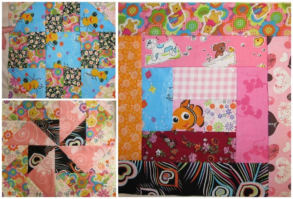 Patchwork Princess Work in Progress | The Sewing Loft
