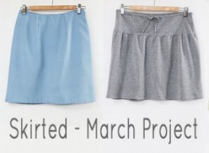 Skirted – March Project Wrap Up