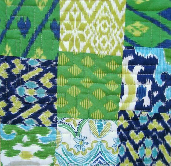 patchwork posse cranky 9 patch quilt blog
