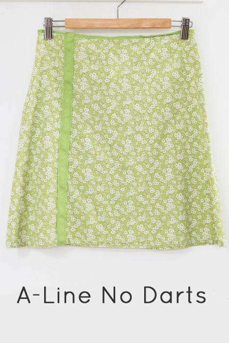 Easy A-Line skirt variations