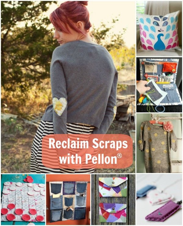 Reclaim Scraps with Pellon®