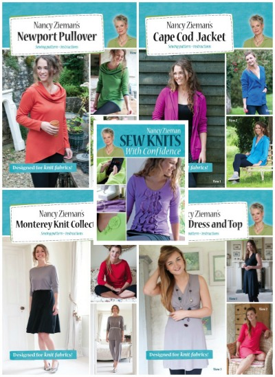 Sew knits with confidence giveaway | The Sewing Loft