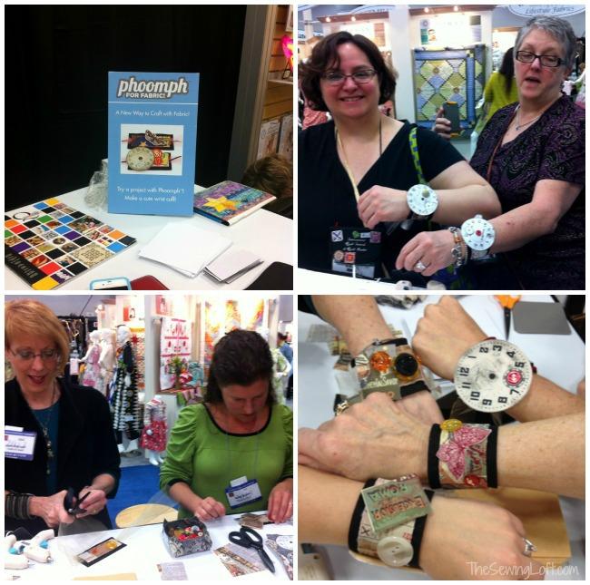 Making Phoomph Cuff Bracelets | The Sewing Loft