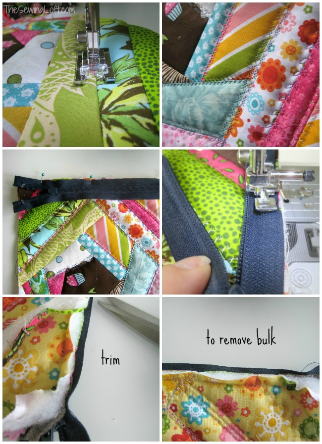 Easy Sunglass Case | The Sewing Loft