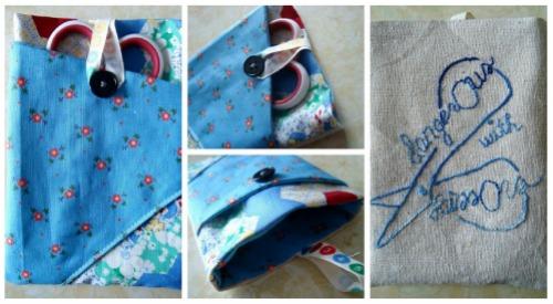 Scissor Keeper Quick Tip   The Sewing Loft