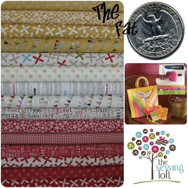 Ways to use a Fat Quarter | The Sewing Loft