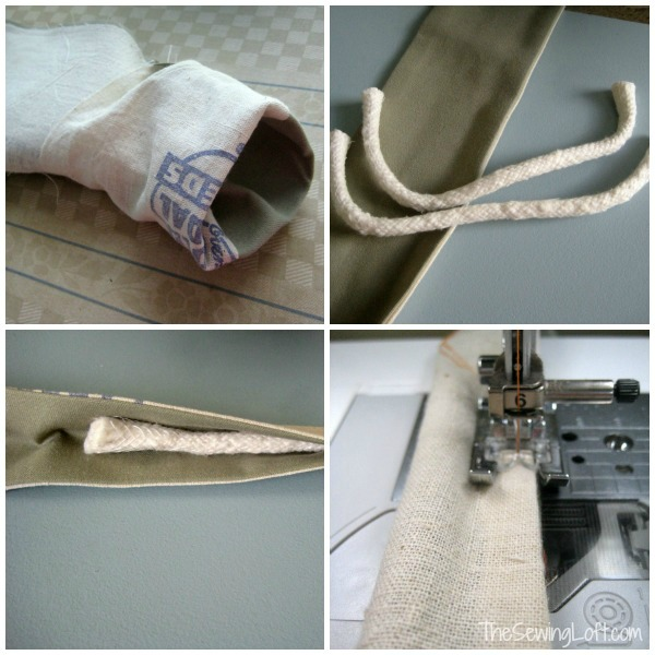 Create Padded Shoulder Straps   The Sewing Loft