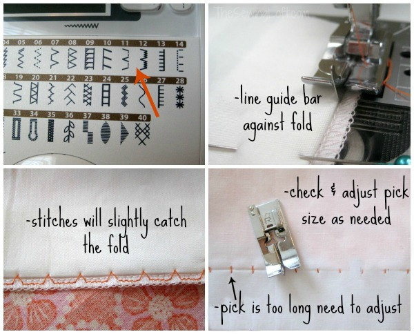 Easy Blind Stitch Hem | The Sewing Loft