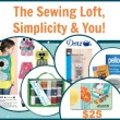 The Sewing Loft Designs with Simplicity