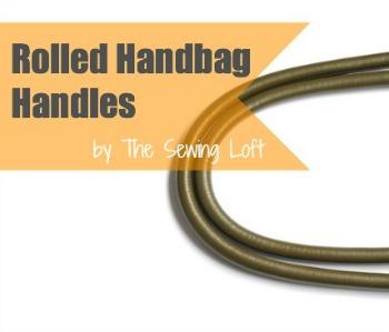 How to make Handbag Handles   The Sewing Loft