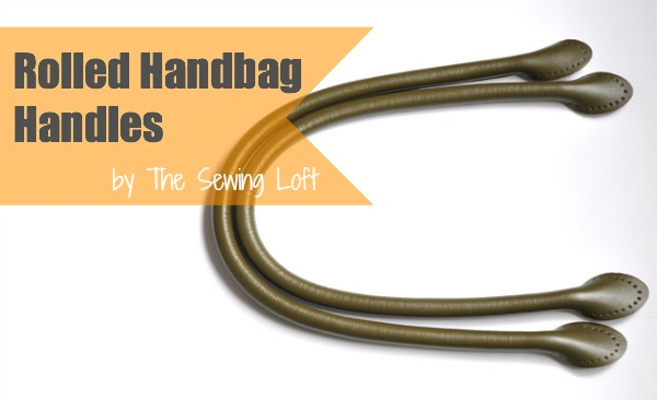 Rolled Handbag Handles