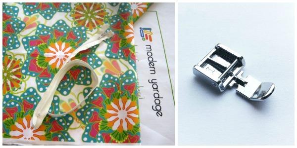 Create a zipper pillow cover   The Sewing Loft
