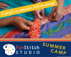 FunStitch Studio Summer Camp