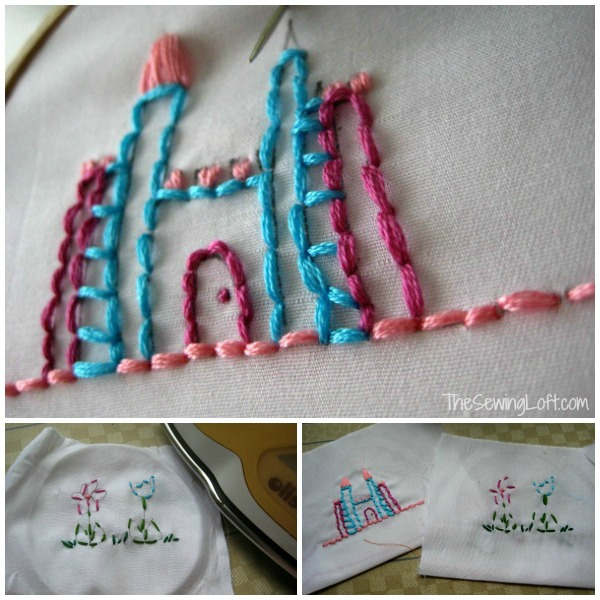 Castle Sewing with FunStitch Studio | The Sewing Loft