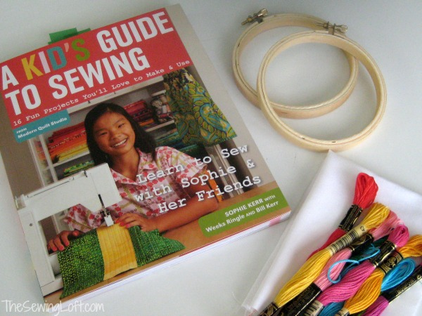 FunStitch Camp Book | The Sewing Loft