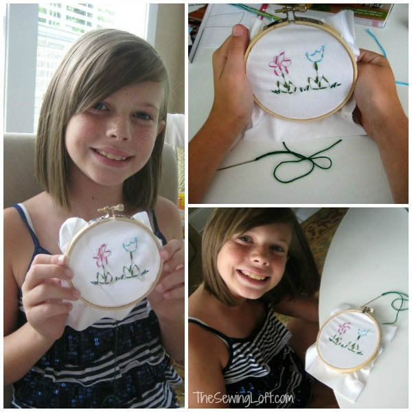FunStitch Camp Sewing | The Sewing Loft
